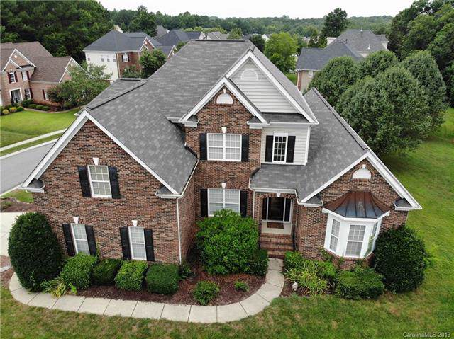 7625 Birchwalk Drive, Huntersville, NC 28078 (#3532588) :: High Performance Real Estate Advisors