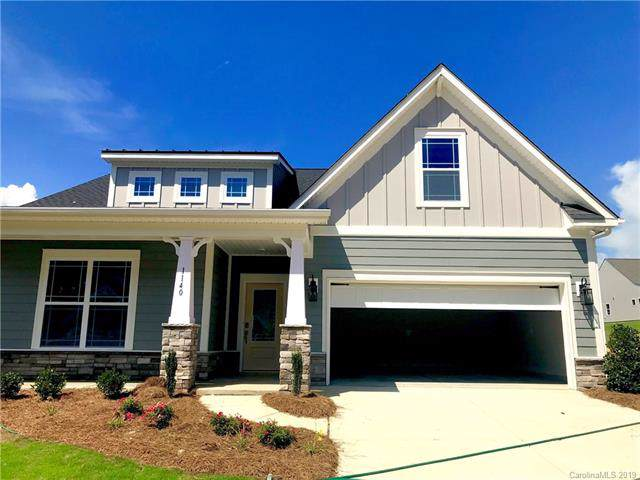 1140 Curling Creek Drive #42, Wesley Chapel, NC 28104 (#3532637) :: The Andy Bovender Team