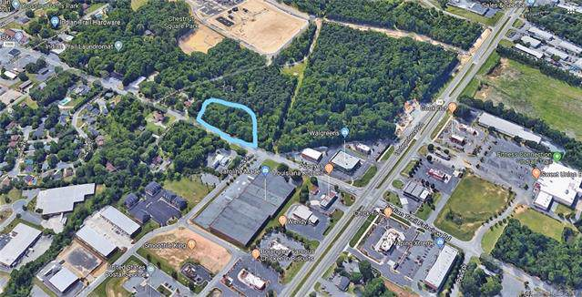 0000 Waxhaw Indian Trail Road, Indian Trail, NC 28079 (#3532703) :: Roby Realty