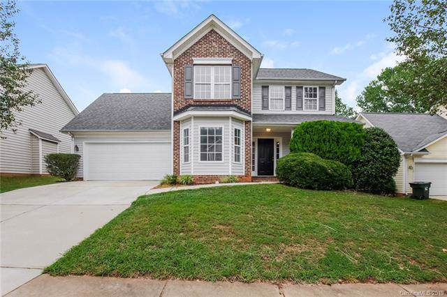 15252 Eric Kyle Drive, Huntersville, NC 28078 (#3532775) :: Roby Realty
