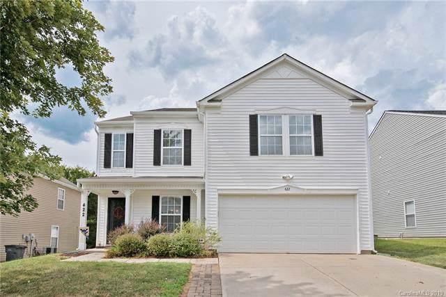 422 Settlers Ridge Drive, Kannapolis, NC 28081 (#3532885) :: Carlyle Properties