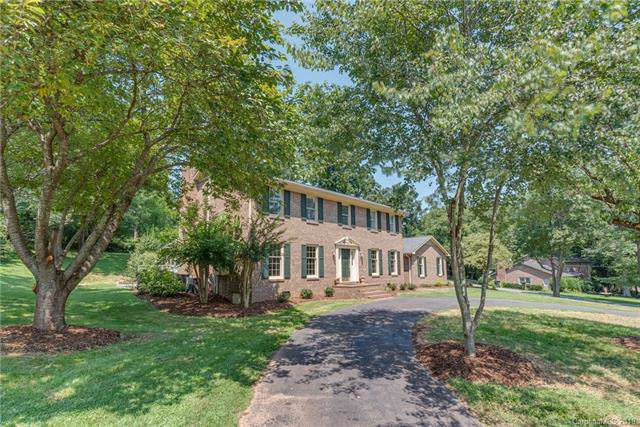137 Fairway Drive, Rutherfordton, NC 28139 (#3532945) :: High Performance Real Estate Advisors
