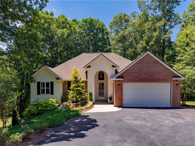 400 Heather Marie Drive, Hendersonville, NC 28792 (#3532973) :: Charlotte Home Experts