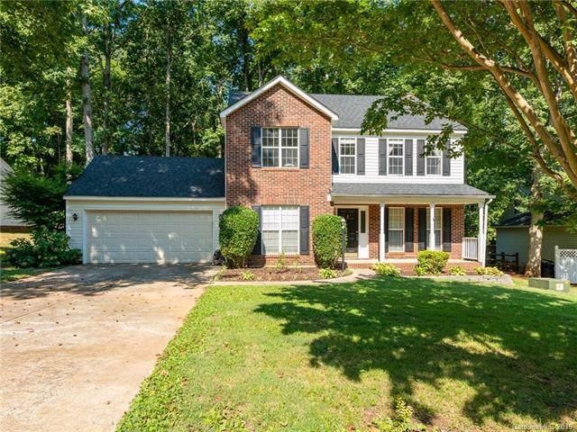 9006 Long Pickett Court, Huntersville, NC 28078 (#3533138) :: MartinGroup Properties
