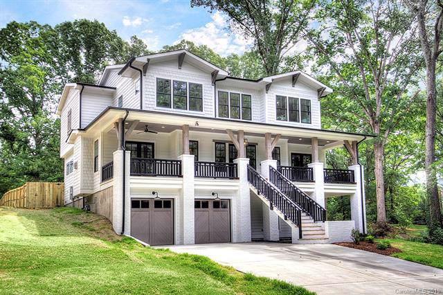 446 Hunter Lane, Charlotte, NC 28211 (#3533166) :: Roby Realty