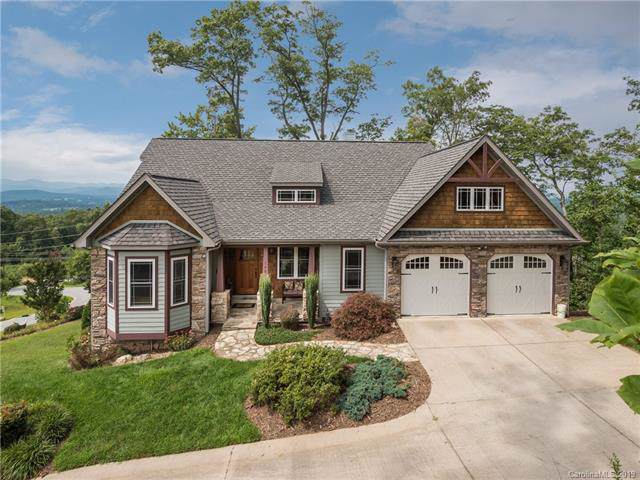 162 Summit Hill Road, Hendersonville, NC 28791 (#3533472) :: Roby Realty