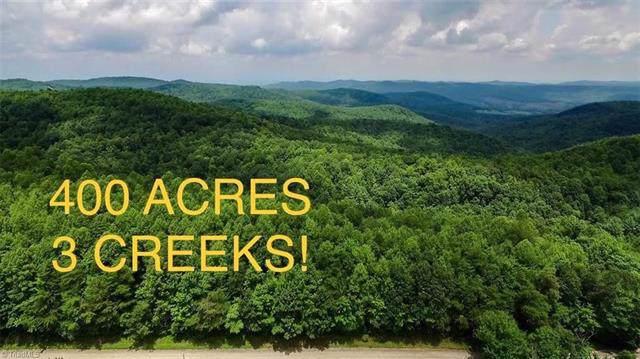 000 Vannoy Ridge Ridge, Moravian Falls, NC 28654 (#3533481) :: High Performance Real Estate Advisors