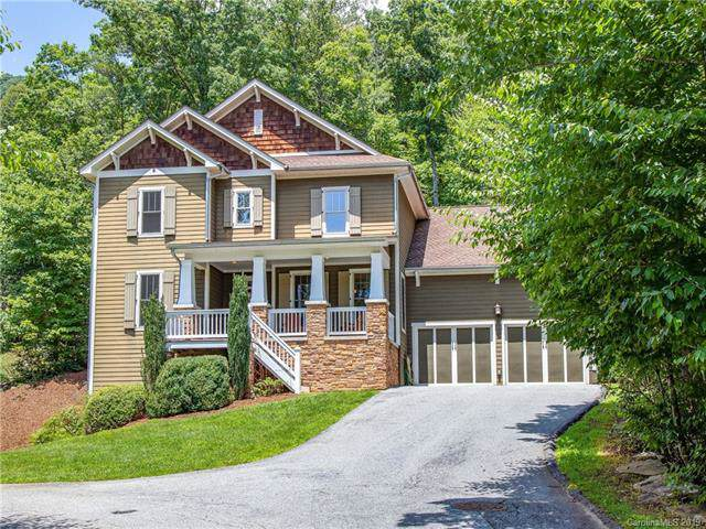 25 Sugarland Ridge Trail, Fairview, NC 28730 (#3533726) :: Exit Realty Vistas