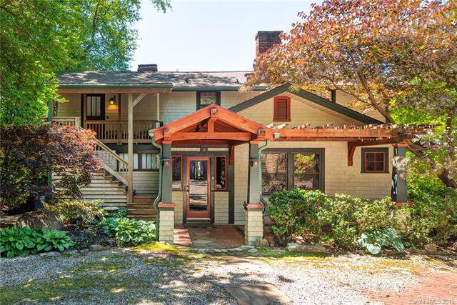 128 Hillside Street, Asheville, NC 28801 (#3533754) :: Besecker Homes Team
