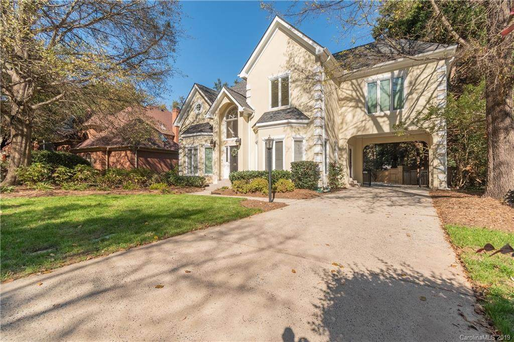 1211 Wyndcrofte Place, Charlotte, NC 28209 (#3533825) :: High Performance Real Estate Advisors
