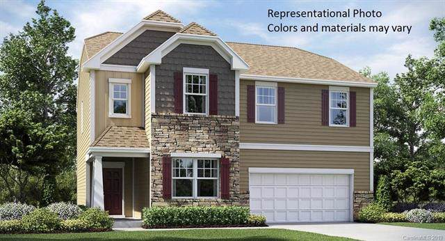174 Falls Cove Drive #21, Troutman, NC 28166 (#3533931) :: Odell Realty