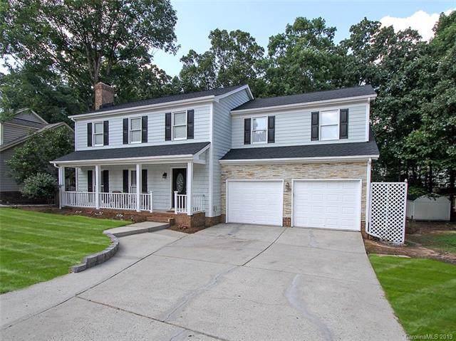 2331 Hunters Bluff Drive, Matthews, NC 28105 (#3534005) :: Robert Greene Real Estate, Inc.
