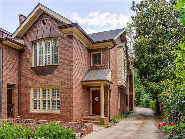 1709 Dilworth Road W D, Charlotte, NC 28203 (#3534057) :: Besecker Homes Team