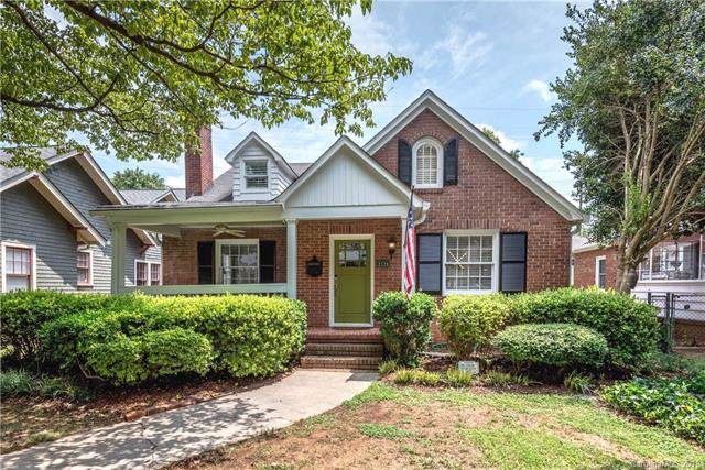 2121 Charlotte Drive, Charlotte, NC 28203 (#3534199) :: Roby Realty