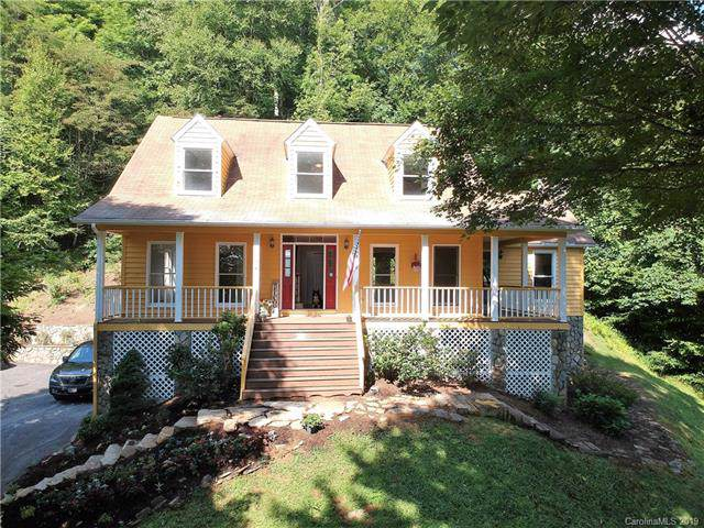 194 Ramp Patch Lane, Waynesville, NC 28786 (#3534293) :: Roby Realty