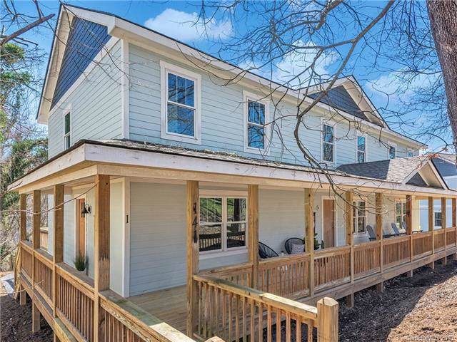 141 Courtland Avenue, Asheville, NC 28801 (#3534324) :: Homes Charlotte