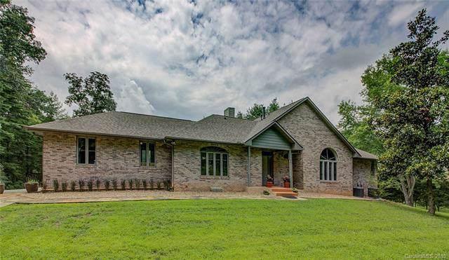 22 Horse Pasture Drive, Hendersonville, NC 28739 (#3534325) :: Rinehart Realty
