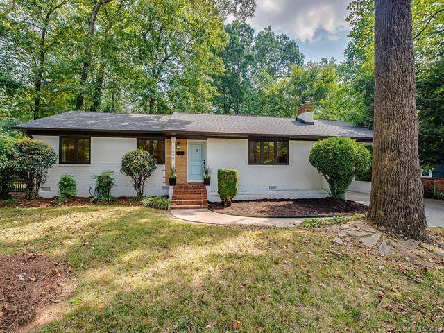 2000 Birchcrest Drive, Charlotte, NC 28205 (#3534328) :: High Performance Real Estate Advisors
