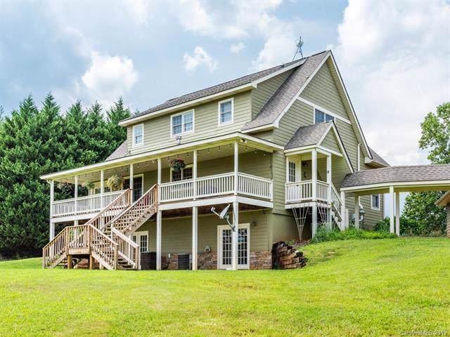 159 Songbird Drive 47,46, Lake Lure, NC 28746 (#3534364) :: LePage Johnson Realty Group, LLC