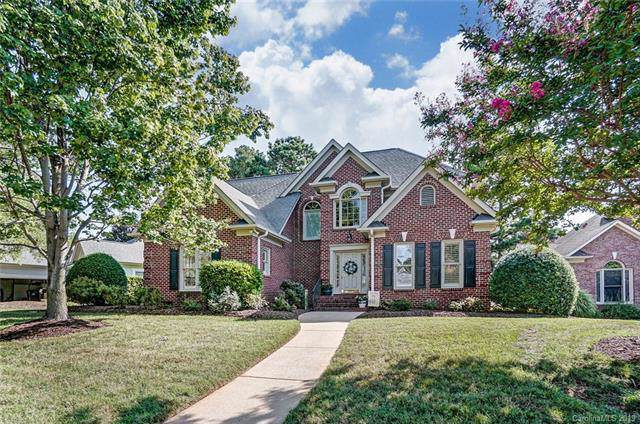17128 Players Ridge Drive, Cornelius, NC 28031 (#3534371) :: MartinGroup Properties