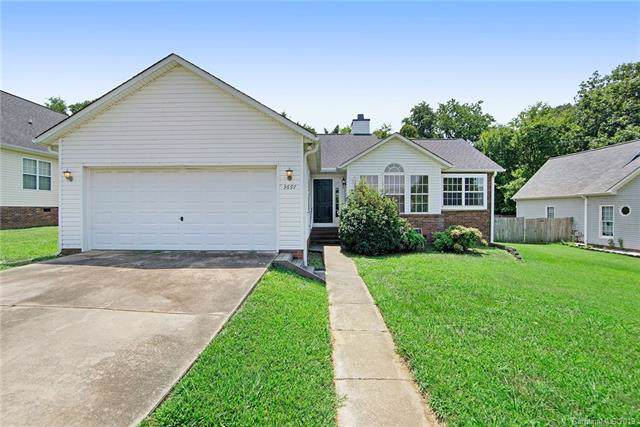 3697 Farm Lake Drive, Concord, NC 28027 (#3534424) :: Mossy Oak Properties Land and Luxury