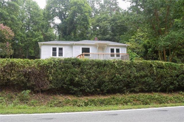 3248 Rocky Road, Lenoir, NC 28645 (#3534425) :: Carver Pressley, REALTORS®