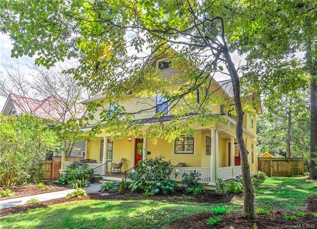 35 Bearden Avenue, Asheville, NC 28801 (#3534515) :: LePage Johnson Realty Group, LLC
