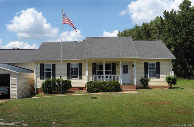 750 Gold Knob Road, Salisbury, NC 28146 (#3534540) :: Carlyle Properties