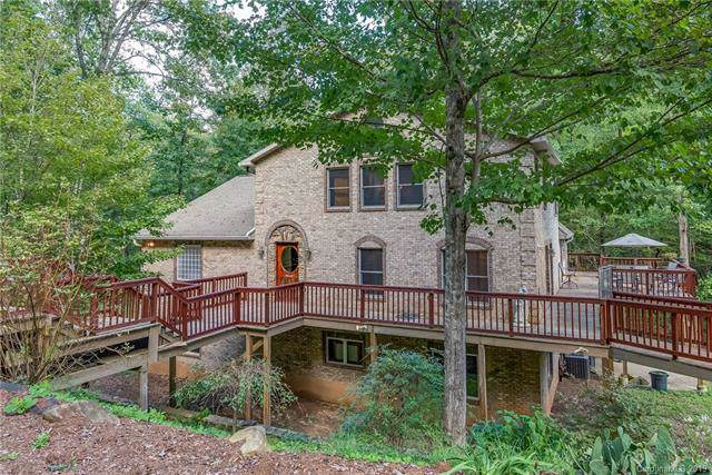 937 Ostin Creek Trail, Mill Spring, NC 28756 (#3534595) :: Rowena Patton's All-Star Powerhouse