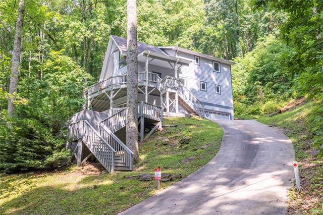343 Skyline Drive, Waynesville, NC 28751 (#3534597) :: Charlotte Home Experts