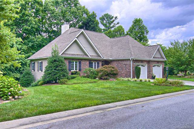 166 Carriage Spring Way, Hendersonville, NC 28791 (#3534633) :: Roby Realty