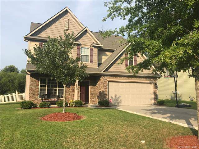 11232 Amherst Glen Drive, Charlotte, NC 28213 (#3534654) :: Odell Realty