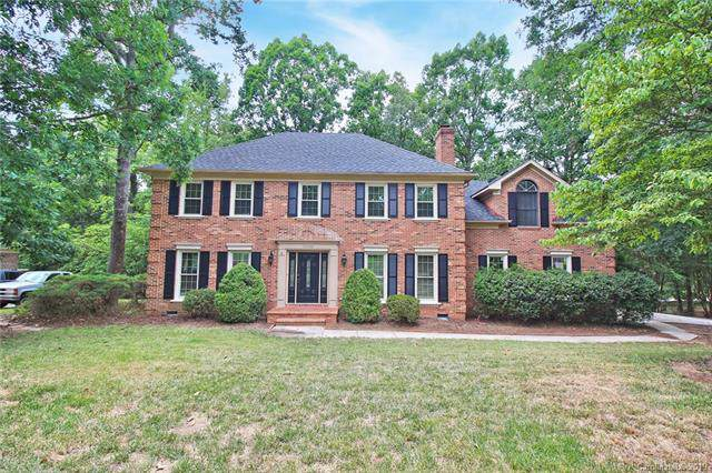 10300 William Penn Lane, Charlotte, NC 28277 (#3534730) :: Roby Realty
