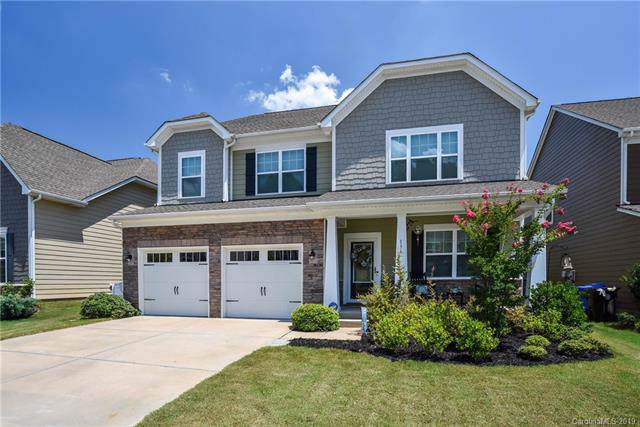 136 Cherry Bark Drive, Mooresville, NC 28117 (#3534781) :: Roby Realty