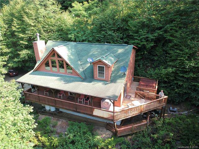 40 Hornbuckle Road, Maggie Valley, NC 28751 (#3534848) :: SearchCharlotte.com