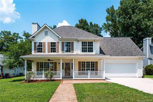 5108 Poplar Glen Drive, Matthews, NC 28104 (#3534896) :: Charlotte Home Experts