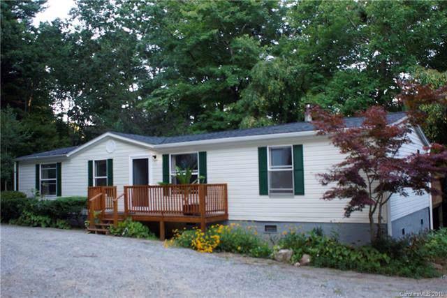 302 Bunyon Wilson Road, Pisgah Forest, NC 28768 (#3534976) :: Keller Williams Professionals