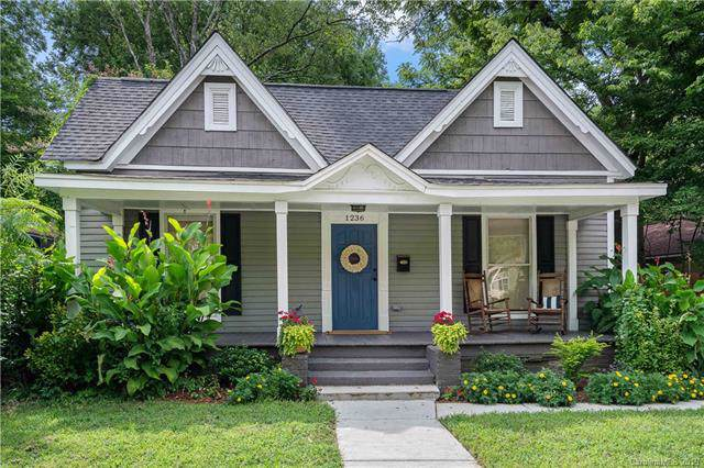 1236 Pegram Street, Charlotte, NC 28205 (#3534980) :: Stephen Cooley Real Estate Group