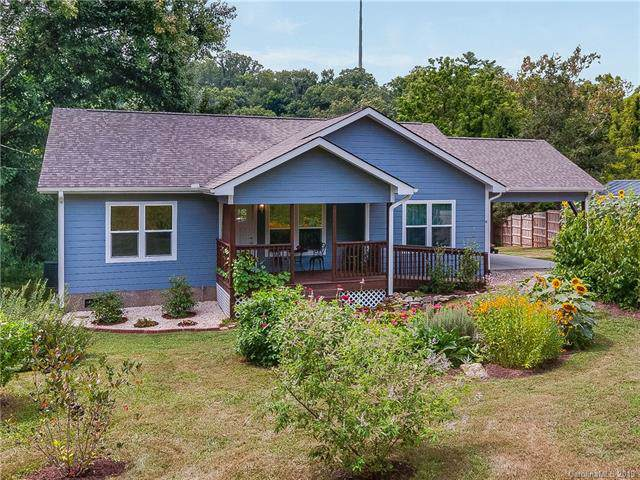 41 S Main Street Extension, Weaverville, NC 28787 (#3534983) :: Charlotte Home Experts