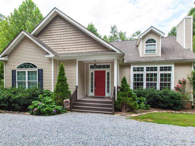 389 Big Bear Boulevard, Old Fort, NC 28762 (#3535046) :: Keller Williams Professionals