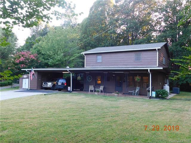 408 California Avenue, Marion, NC 28752 (#3535060) :: Keller Williams Professionals