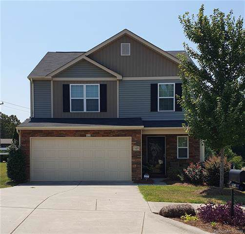 529 Black Maple Drive, Kannapolis, NC 28081 (#3535143) :: Team Honeycutt