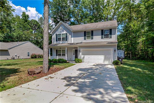 12316 Folkston Drive, Huntersville, NC 28078 (#3535186) :: Roby Realty