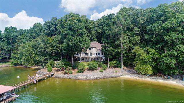 139 Hawks Point Drive, Troutman, NC 28166 (#3535224) :: Odell Realty