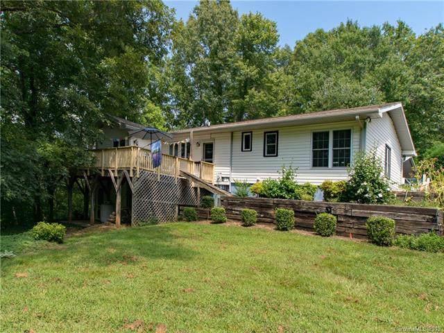 3486 Silver Creek Road, Mill Spring, NC 28756 (#3535354) :: Keller Williams Professionals