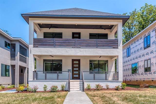 1007 Matheson Avenue, Charlotte, NC 28205 (#3535372) :: LePage Johnson Realty Group, LLC