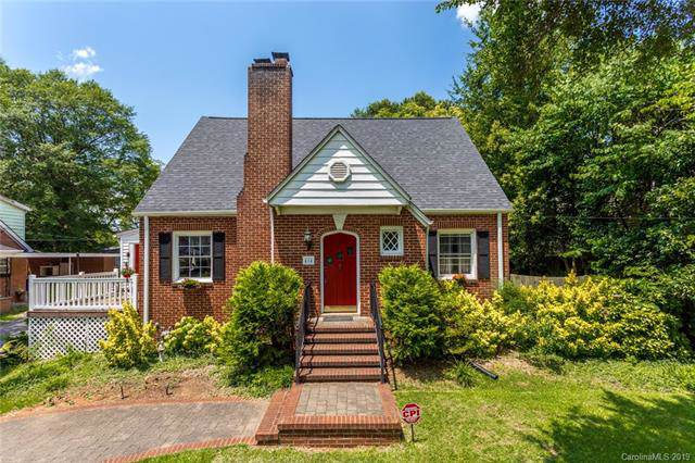 414 Beaumonde Avenue, Shelby, NC 28150 (#3535378) :: LePage Johnson Realty Group, LLC