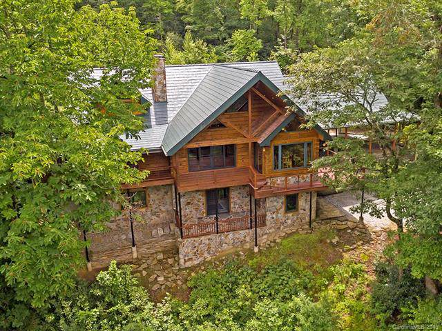 6239 Silversteen Road, Lake Toxaway, NC 28747 (#3535386) :: The Ramsey Group