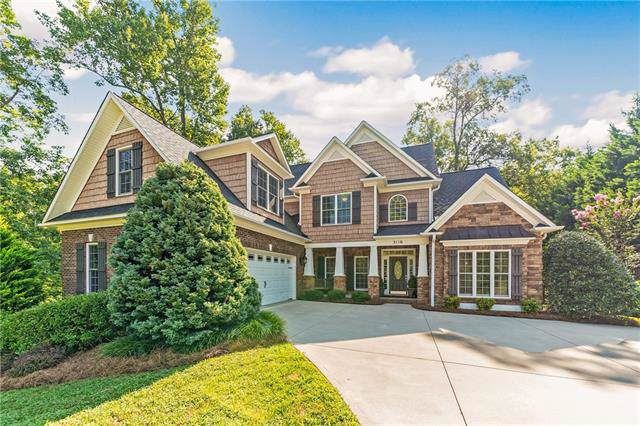 5116 Mark Drive NE, Hickory, NC 28601 (#3535411) :: Carlyle Properties