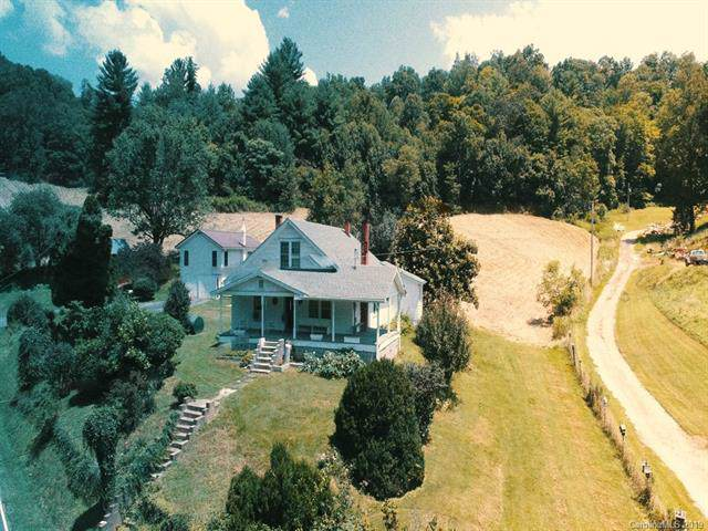 488 George Mckinney Road, Bakersville, NC 28705 (#3535500) :: Charlotte Home Experts